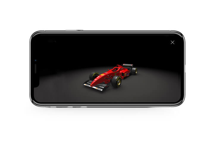 3D, F1, HTML5 Webapp, iOS, Android, Formel 1, Michael Schumacher, Weltmeister, offizielle App, Keep Fighting